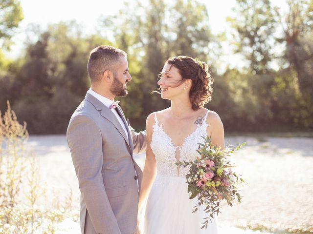 Le mariage de Jeremey et Audrey à Parcey, Jura 7