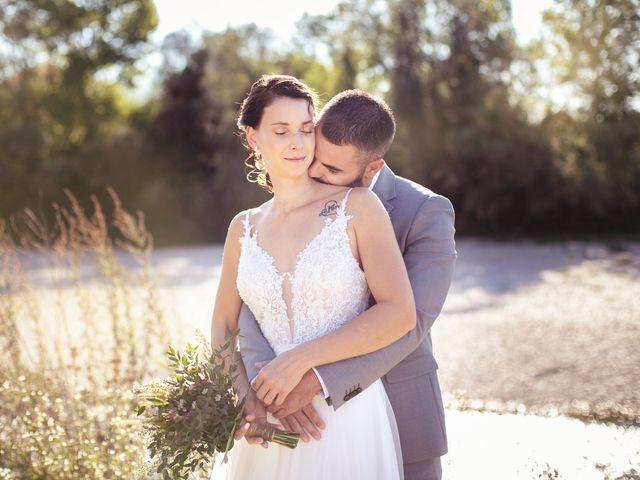 Le mariage de Jeremey et Audrey à Parcey, Jura 8