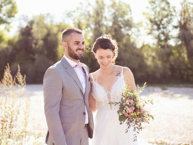 Le mariage de Jeremey et Audrey à Parcey, Jura 9