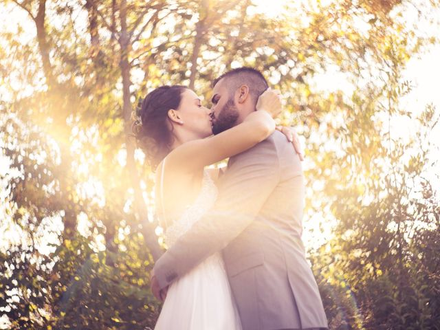 Le mariage de Jeremey et Audrey à Parcey, Jura 12