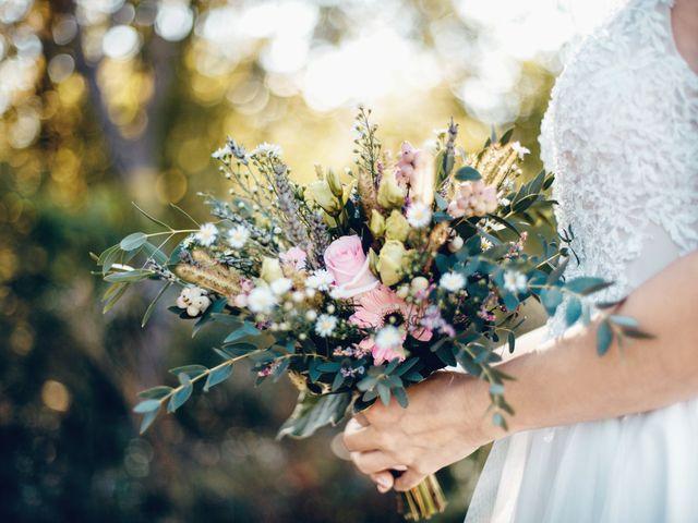 Le mariage de Jeremey et Audrey à Parcey, Jura 16