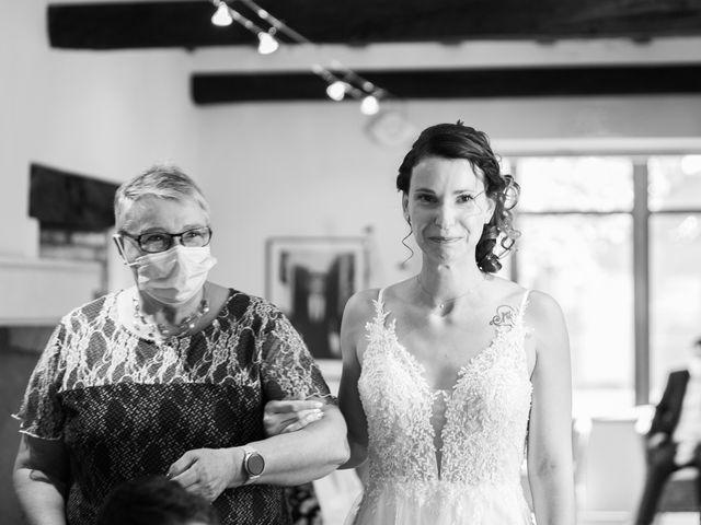 Le mariage de Jeremey et Audrey à Parcey, Jura 21