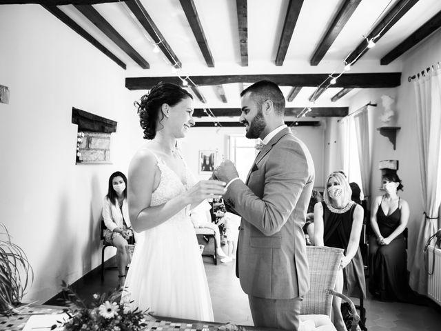 Le mariage de Jeremey et Audrey à Parcey, Jura 22
