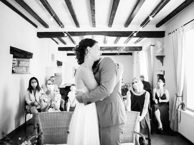 Le mariage de Jeremey et Audrey à Parcey, Jura 23