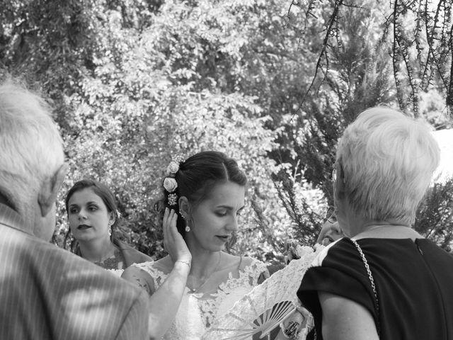 Le mariage de David et Agathe à Chizé, Deux-Sèvres 39