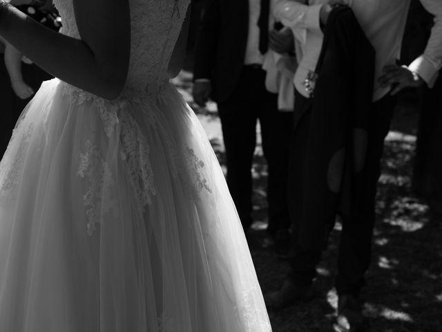 Le mariage de David et Agathe à Chizé, Deux-Sèvres 40