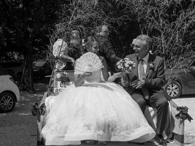Le mariage de David et Agathe à Chizé, Deux-Sèvres 42
