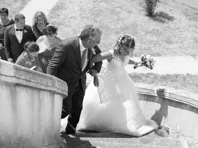 Le mariage de David et Agathe à Chizé, Deux-Sèvres 45