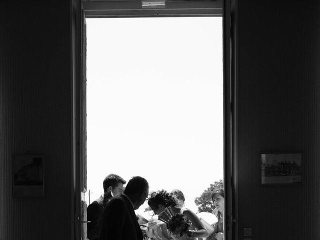 Le mariage de David et Agathe à Chizé, Deux-Sèvres 46