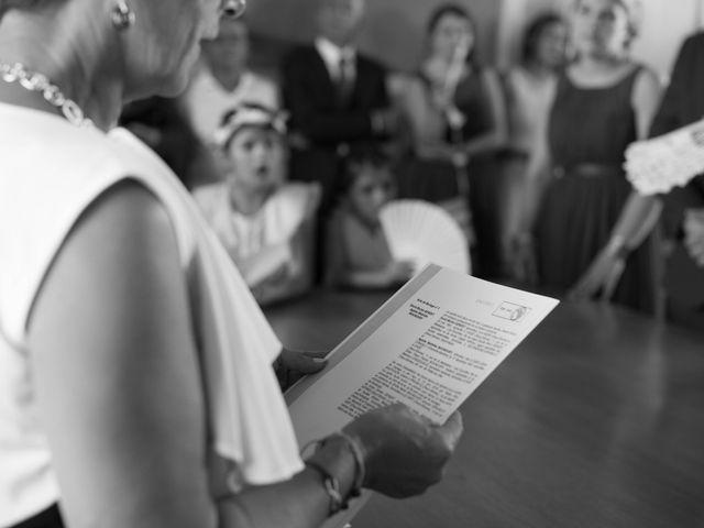 Le mariage de David et Agathe à Chizé, Deux-Sèvres 53