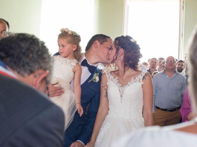 Le mariage de David et Agathe à Chizé, Deux-Sèvres 55