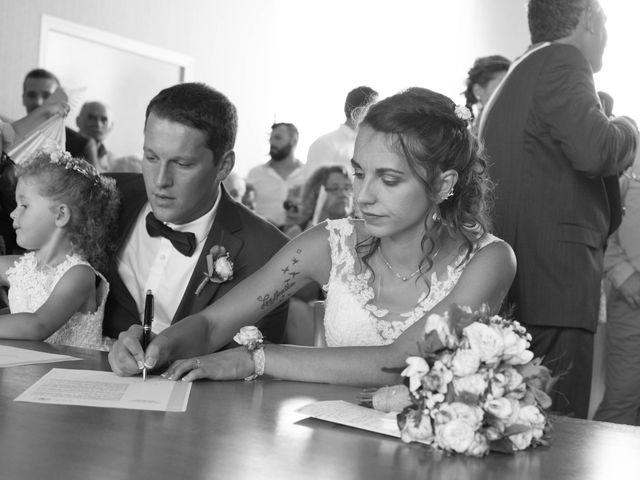 Le mariage de David et Agathe à Chizé, Deux-Sèvres 56