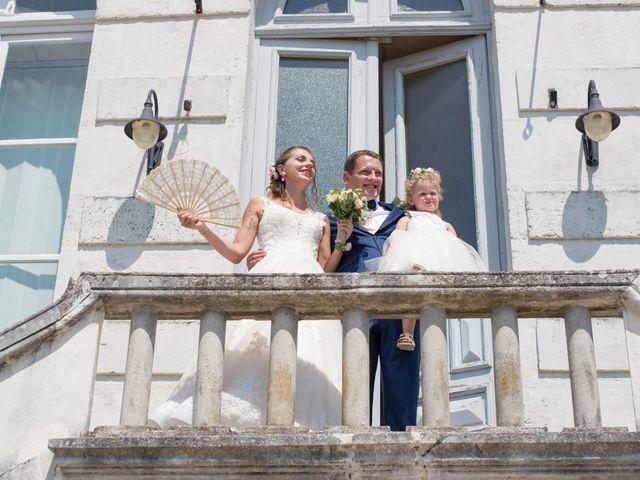 Le mariage de David et Agathe à Chizé, Deux-Sèvres 58