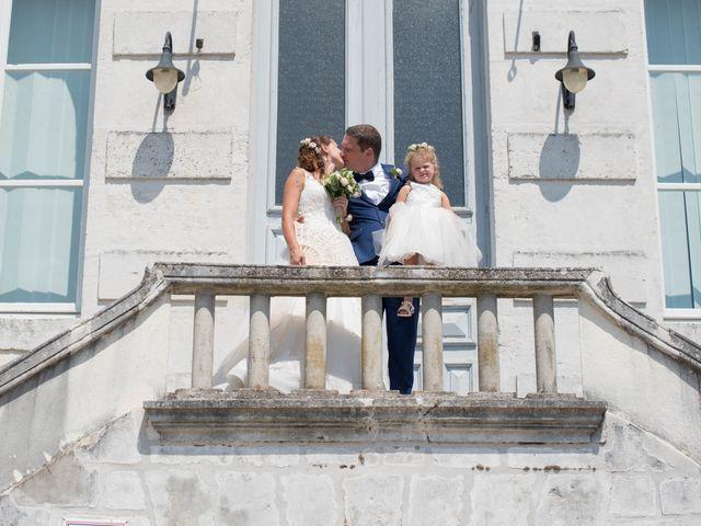 Le mariage de David et Agathe à Chizé, Deux-Sèvres 59