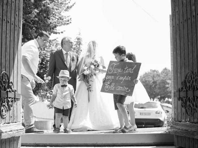 Le mariage de David et Agathe à Chizé, Deux-Sèvres 64
