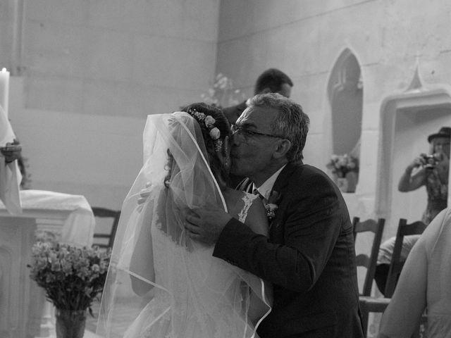 Le mariage de David et Agathe à Chizé, Deux-Sèvres 65