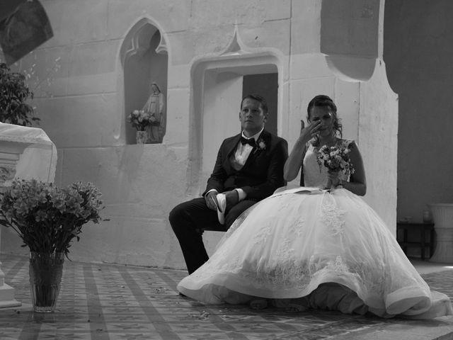Le mariage de David et Agathe à Chizé, Deux-Sèvres 66