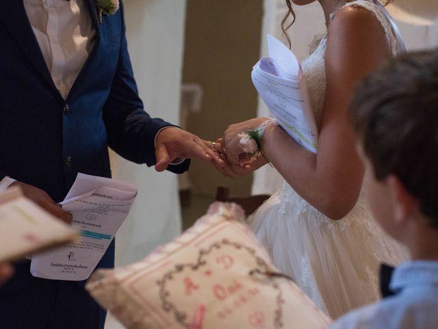 Le mariage de David et Agathe à Chizé, Deux-Sèvres 69