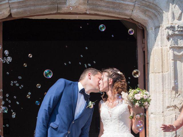 Le mariage de David et Agathe à Chizé, Deux-Sèvres 73