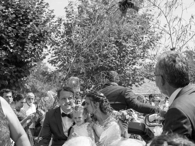 Le mariage de David et Agathe à Chizé, Deux-Sèvres 77