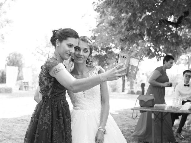 Le mariage de David et Agathe à Chizé, Deux-Sèvres 91