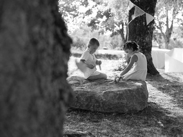 Le mariage de David et Agathe à Chizé, Deux-Sèvres 93