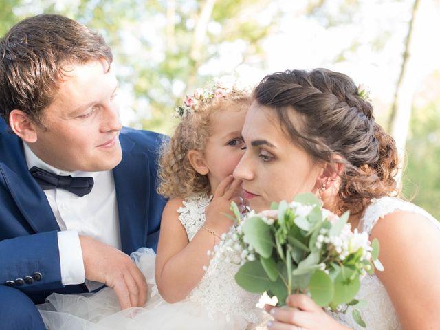 Le mariage de David et Agathe à Chizé, Deux-Sèvres 173