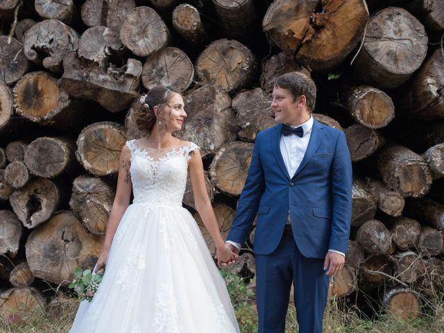 Le mariage de David et Agathe à Chizé, Deux-Sèvres 183