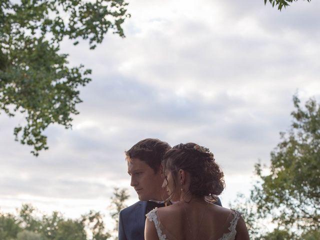 Le mariage de David et Agathe à Chizé, Deux-Sèvres 201