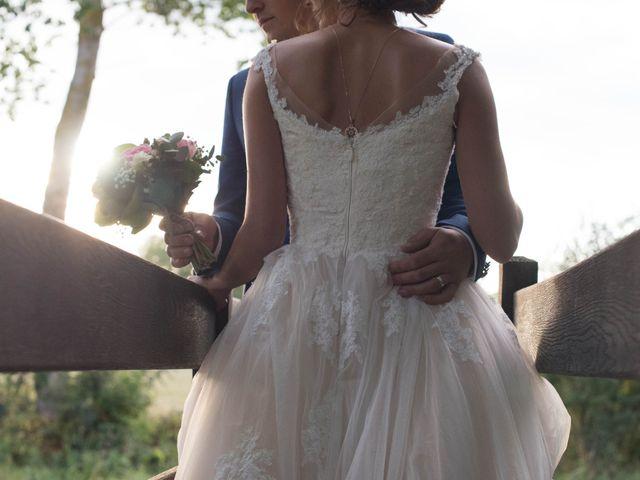 Le mariage de David et Agathe à Chizé, Deux-Sèvres 202
