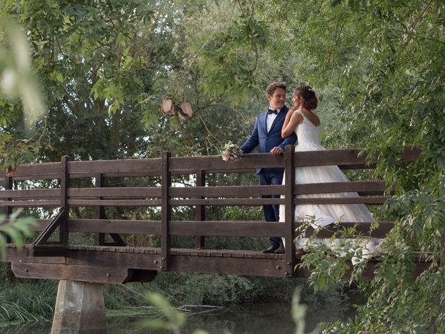 Le mariage de David et Agathe à Chizé, Deux-Sèvres 204