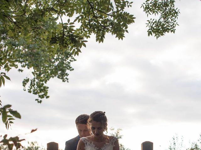 Le mariage de David et Agathe à Chizé, Deux-Sèvres 205