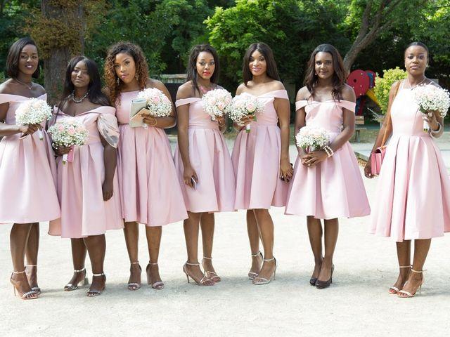 Le mariage de Frangis et Lorraine  à Arpajon, Essonne 14