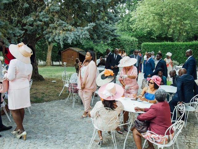 Le mariage de Frangis et Lorraine  à Arpajon, Essonne 19