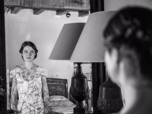 Le mariage de Thomas et Louise à Valle-di-Campoloro, Corse 8