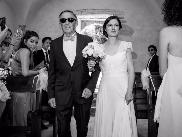 Le mariage de Thomas et Louise à Valle-di-Campoloro, Corse 11
