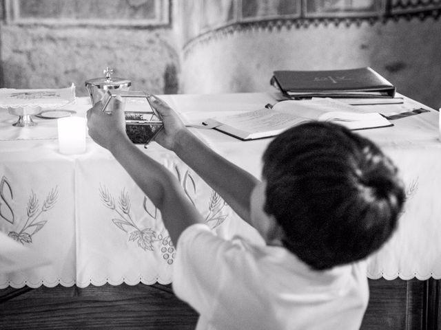 Le mariage de Thomas et Louise à Valle-di-Campoloro, Corse 13