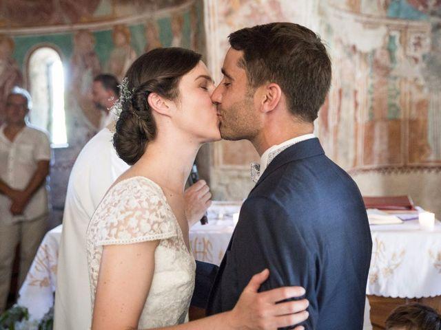 Le mariage de Thomas et Louise à Valle-di-Campoloro, Corse 15