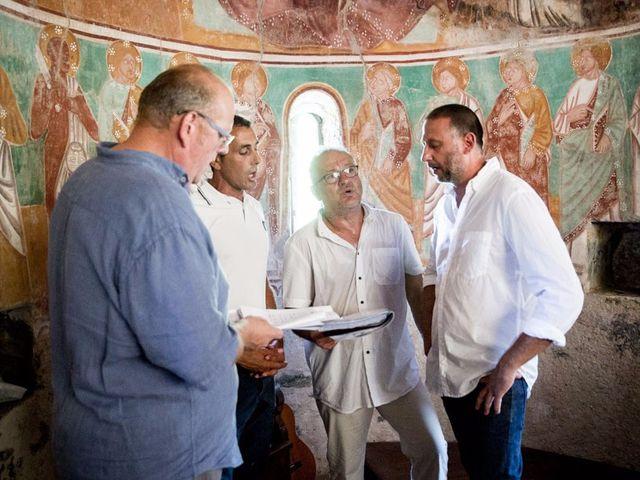 Le mariage de Thomas et Louise à Valle-di-Campoloro, Corse 16