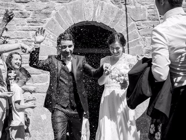 Le mariage de Thomas et Louise à Valle-di-Campoloro, Corse 17