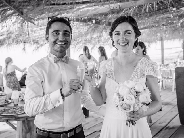 Le mariage de Thomas et Louise à Valle-di-Campoloro, Corse 32