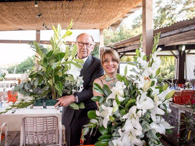 Le mariage de Thomas et Louise à Valle-di-Campoloro, Corse 21