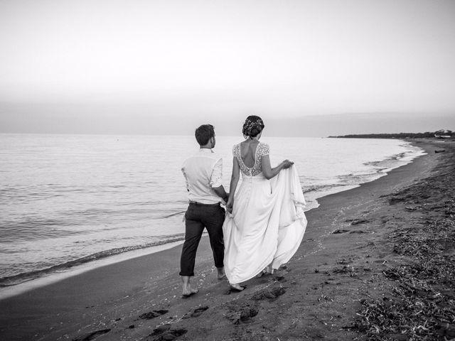 Le mariage de Thomas et Louise à Valle-di-Campoloro, Corse 35
