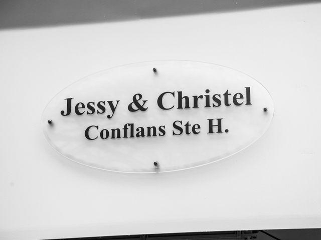 Le mariage de Jessy et Christel à Conflans-Sainte-Honorine, Yvelines 4