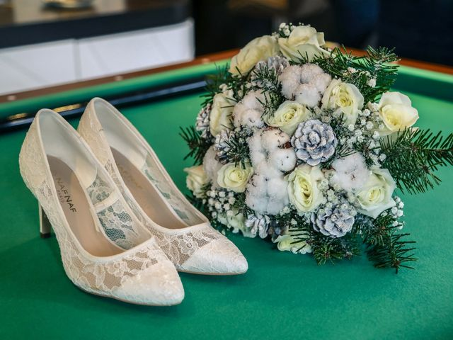 Le mariage de Jessy et Christel à Conflans-Sainte-Honorine, Yvelines 5