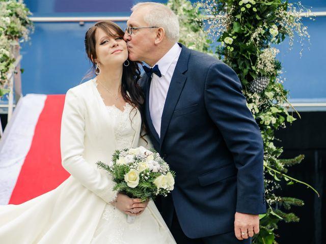 Le mariage de Jessy et Christel à Conflans-Sainte-Honorine, Yvelines 35