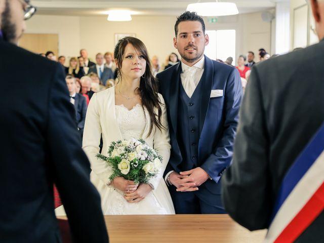 Le mariage de Jessy et Christel à Conflans-Sainte-Honorine, Yvelines 54