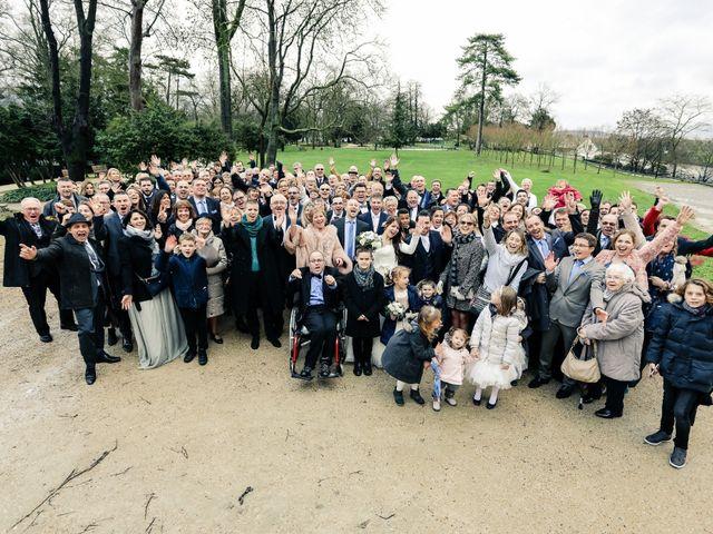 Le mariage de Jessy et Christel à Conflans-Sainte-Honorine, Yvelines 68