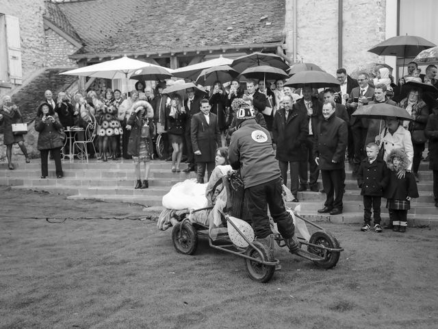 Le mariage de Jessy et Christel à Conflans-Sainte-Honorine, Yvelines 79