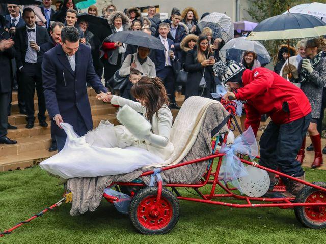 Le mariage de Jessy et Christel à Conflans-Sainte-Honorine, Yvelines 80